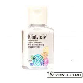 Klintensiv Mini Dezinfectant gel de maini 28 ml
