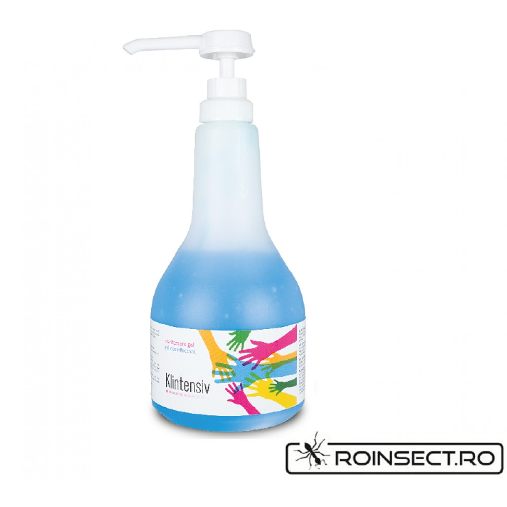 Klintensiv Dezinfectant gel de maini 500 ml