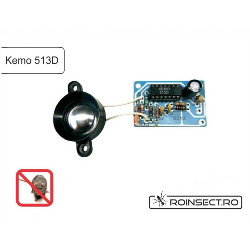 Kit generator ultrasunete anti rozatoare