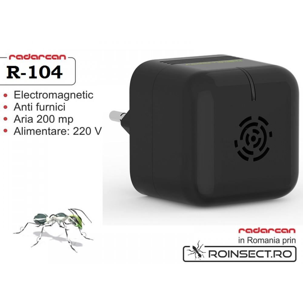 Aparat  impotriva furnicilor R-104