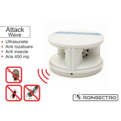 Attack Wave PestRepeller - 300-450 mp