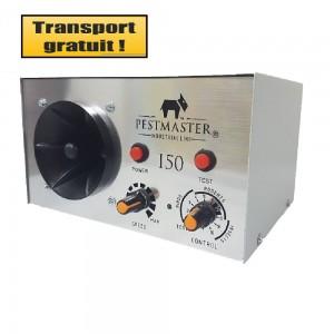 Aparat industrial cu ultrasunete anti rozatoare, pasari si insecte - Pestmaster I50 - 500mp
