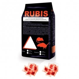 Rubis pasta rosie 10kg( 10gr/ plic)