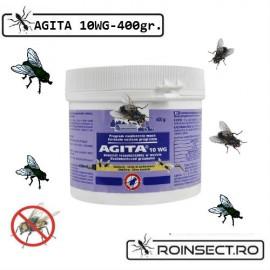 Insecticid granulat anti muste AGITA 10WG - 400gr.