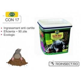 Ingrasamant organic anti cartite - CON 17