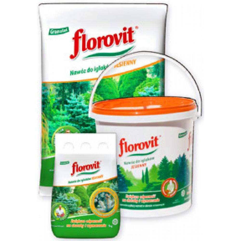 Florovit de toamna pentru conifere 3kg