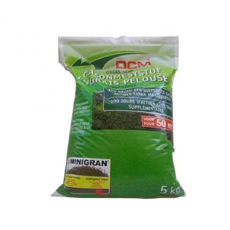 Fertilizant pentru gazon NPK 8-6-7+3 MgO DCM( 5 Kg)