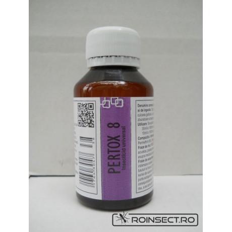 Insecticid universal - Pertox 8 - 100 ml