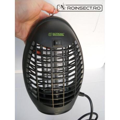 Anti insecte cu lampa UV (acopera aprox. 50 mp)