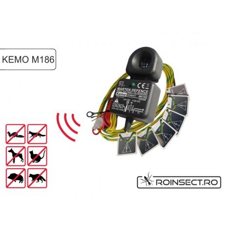 Dispozitiv anti soareci, sobolani si alte rozatoare auto - Kemo M186