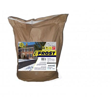 NO FROST 25kg - Antiderapant, deszapezire, prevenire/combatere gheata, dezghetare rapida