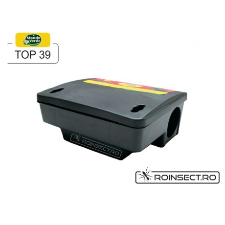 Statii de intoxicare soareci/sobolani Topobox Professional - TOP39