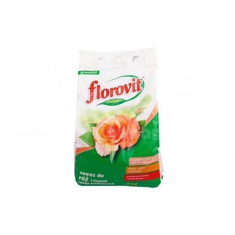 Florovit ingrasamant pentru trandafiri 3kg