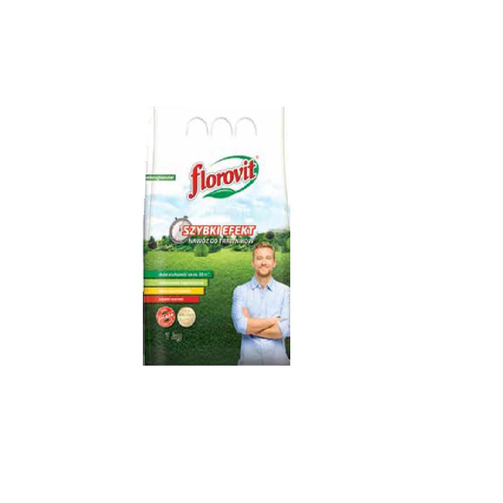 Ingrasamant specializat granulat Florovit pentru gazon cu efect rapid 1kg