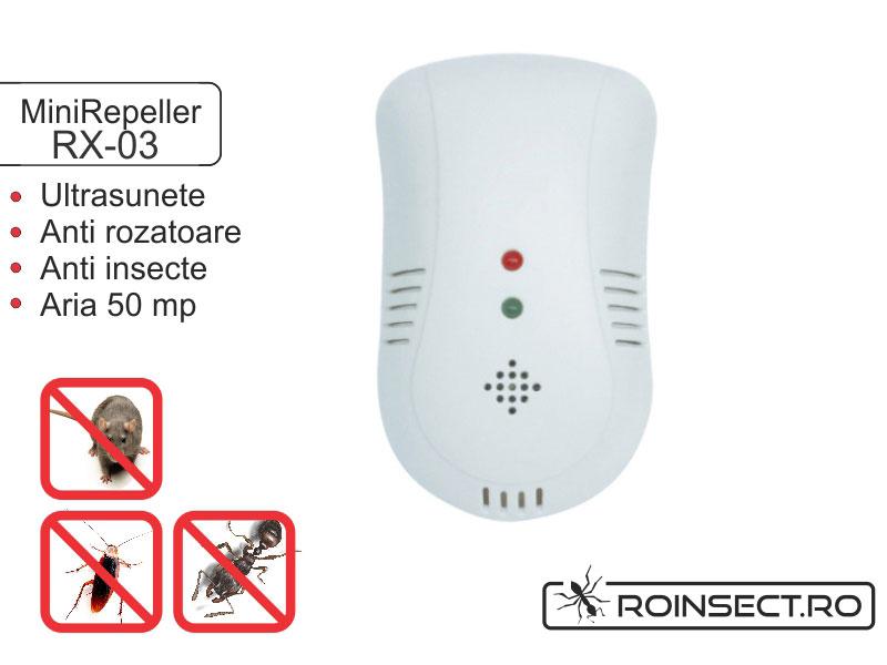 MiniRepeller RX-03 - 50 mp
