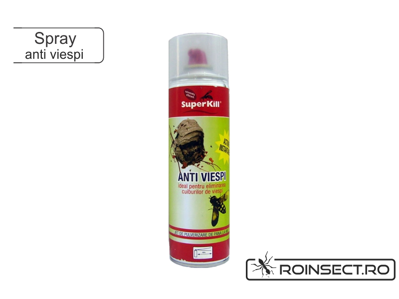 Spray Anti Viespi