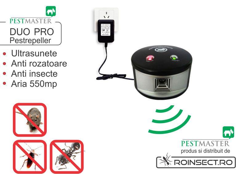 DUO PRO Pestrepeller - 550 mp