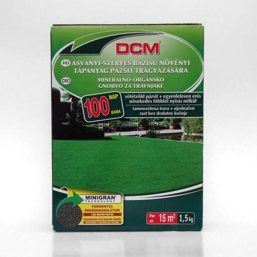 Fertilizant pentru gazon NPK 8-6-7+3 MgO DCM( 1.5 Kg)