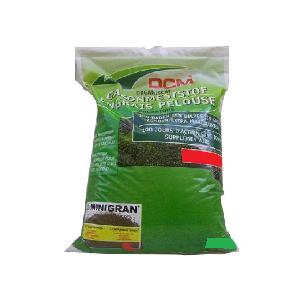 Fertilizant pentru gazon NPK 8-6-7+3 MgO DCM( 10 Kg)