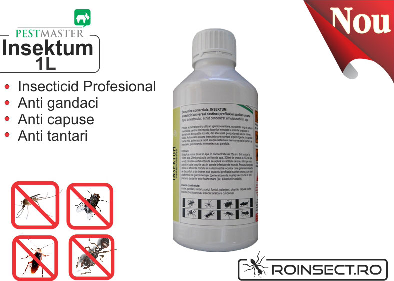 Insecticid universal  - Insektum 1l