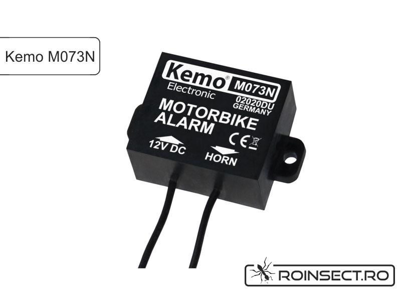 Alarma pentru motocicleta Kemo - M073N