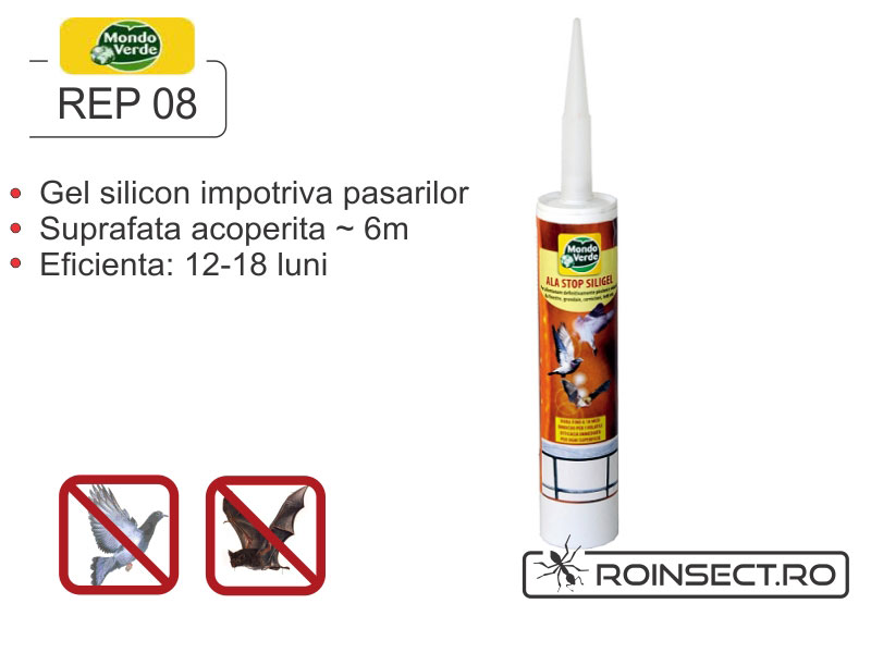 Gel siliconic anti pasari (300 ml) - REP 08