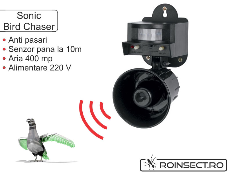 Sonic Birdchaser Pestmaster (400mp)
