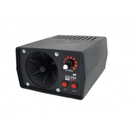 Pestmaster AG350 PRO - Dispozitiv cu ultrasunete impotriva insectelor taratoare si rozatoare, 350 mp