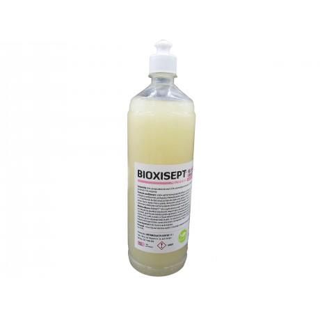 Bioxisept Gel Dezinfectant pentru maini, fara clatire cu efect antiseptic, 1l