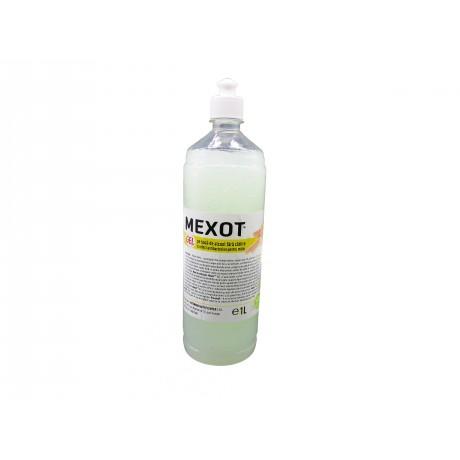 Mexot - Gel Dezinfectant pentru maini cu alcool, fara clatire, 1l