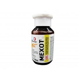 Mexot - Gel Dezinfectant pentru maini cu alcool, fara clatire, 100ml
