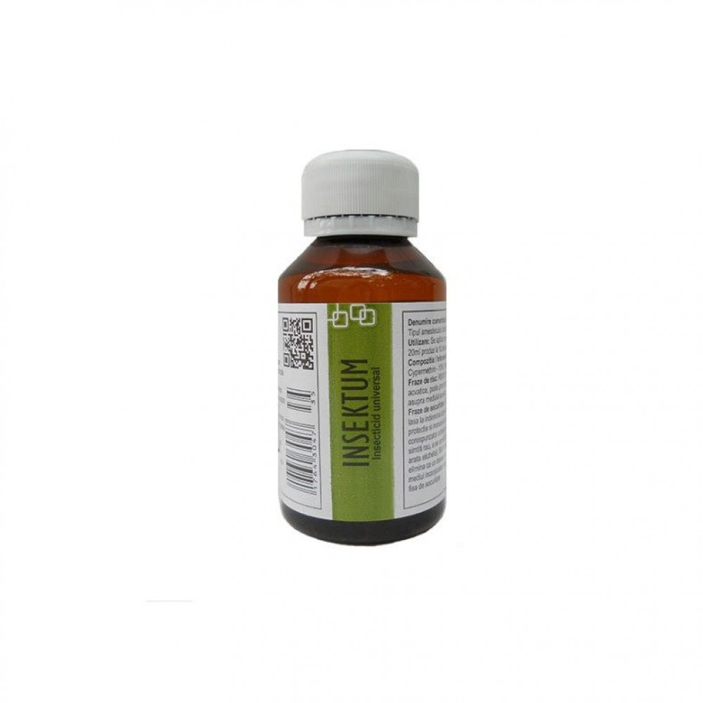 Solutie universala anti muste 100 mp - Insektum 100 ml