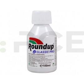 Erbicid total ROUNDUP CLASSIC PRO 100 ml