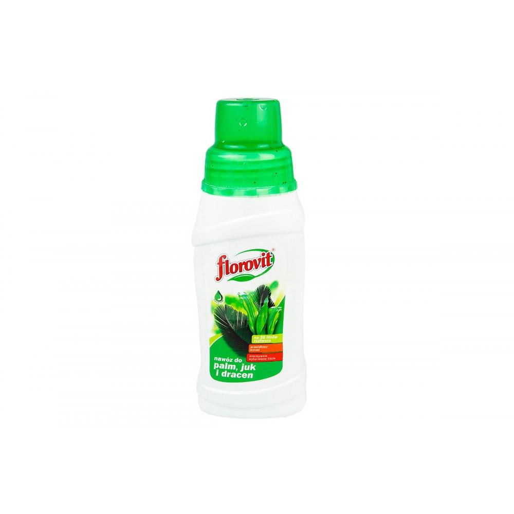 Florovit ingrasamant specializat lichid pentru palmieri, yucca si dracaena 0.25L
