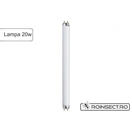 Lampa UV de 20 W pentru distrugator insecte