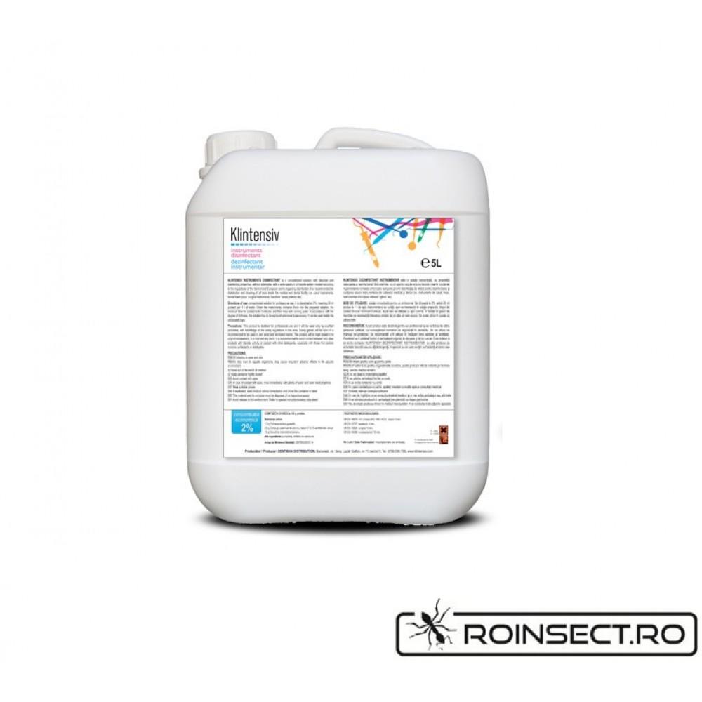 Klintensiv Dezinfectant Instrumentar (concentrat) 5l