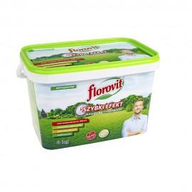 Ingrasamant specializat granulat Florovit pentru gazon cu efect rapid 4kg