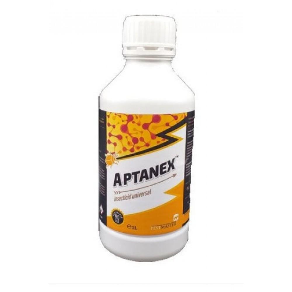 Insecticid concentrat impotriva unui spectru larg de insecte, Aptanex 1l.
