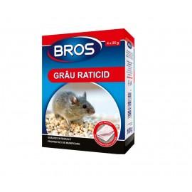 BROS Cereale grau pentru soareci, sobolani 100gr.