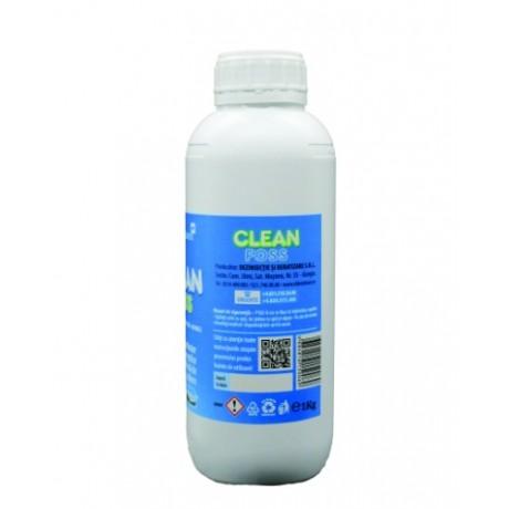 Clean-Foss, bioactivator fose septice sub forma de pulbere, 1kg.