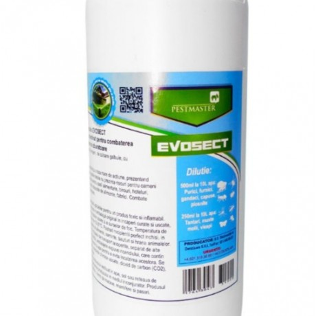 Evosect insecticid concentrat emulsionabil, antiviespi, 5l.