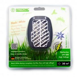 Dispozitiv portabil cu ultraviolete anti tantari, muste, purici, molii Black White 25160 30mp
