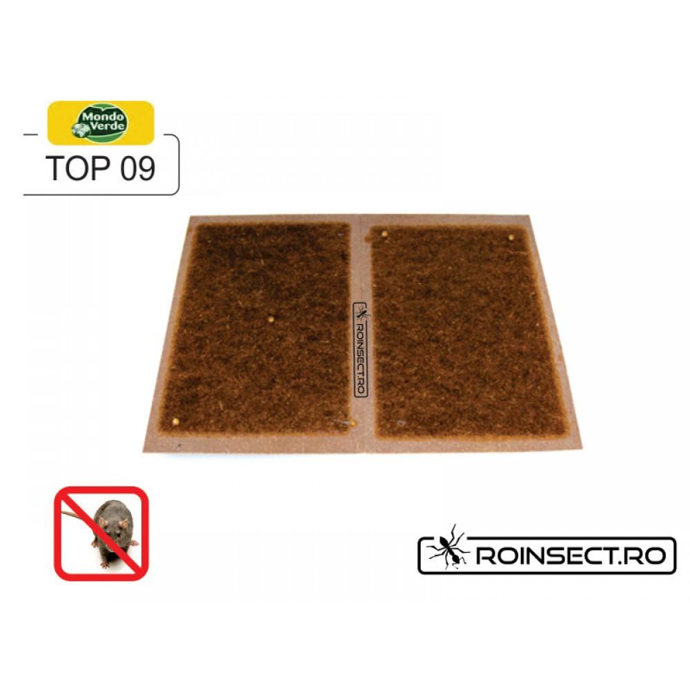 Placa adeziva soareci - TOP 09 (2 buc)