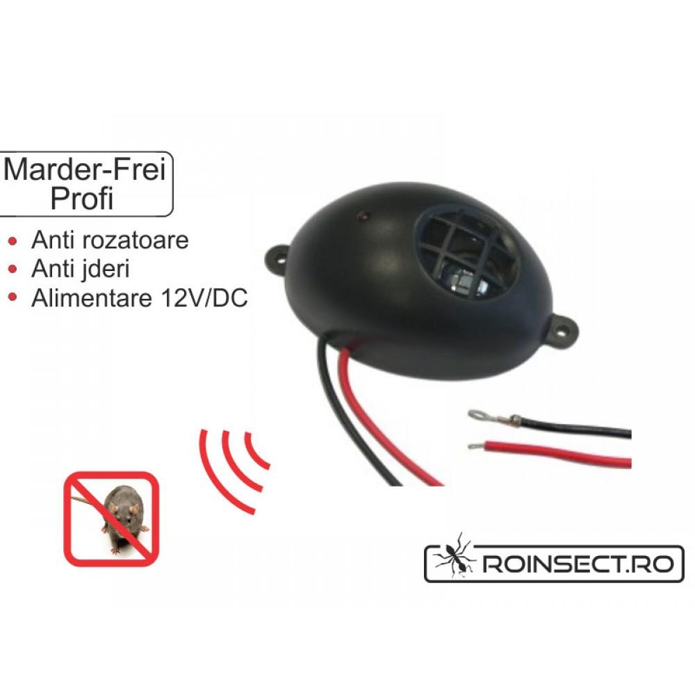 Generator ultrasunete anti-jder si anti-rozatoare de masina 78407