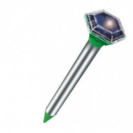 Aparat Solar cu vibratii si ultrasunete anti cartite, furnici, reptile, rozatoare Solar Diamond Plus 70045 1000mp