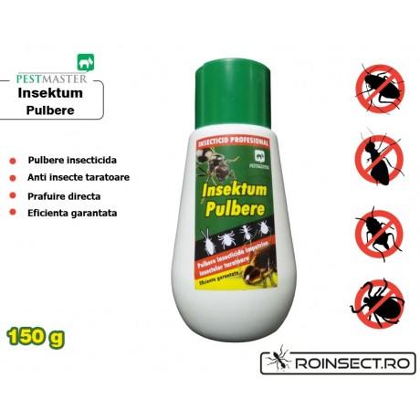 Insecticid eficient cu atractant in combaterea gandacului negru de baie/ canalizare
