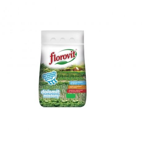 Ingrasamant specializat granulat Florovit Dolomita 10kg