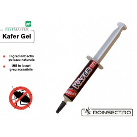 Noul gel antigandaci KAFER GEL