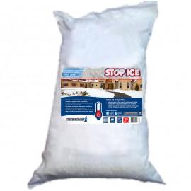 STOP ICE-produs biodegradabil pentru prevenire / combatere gheata 25kg