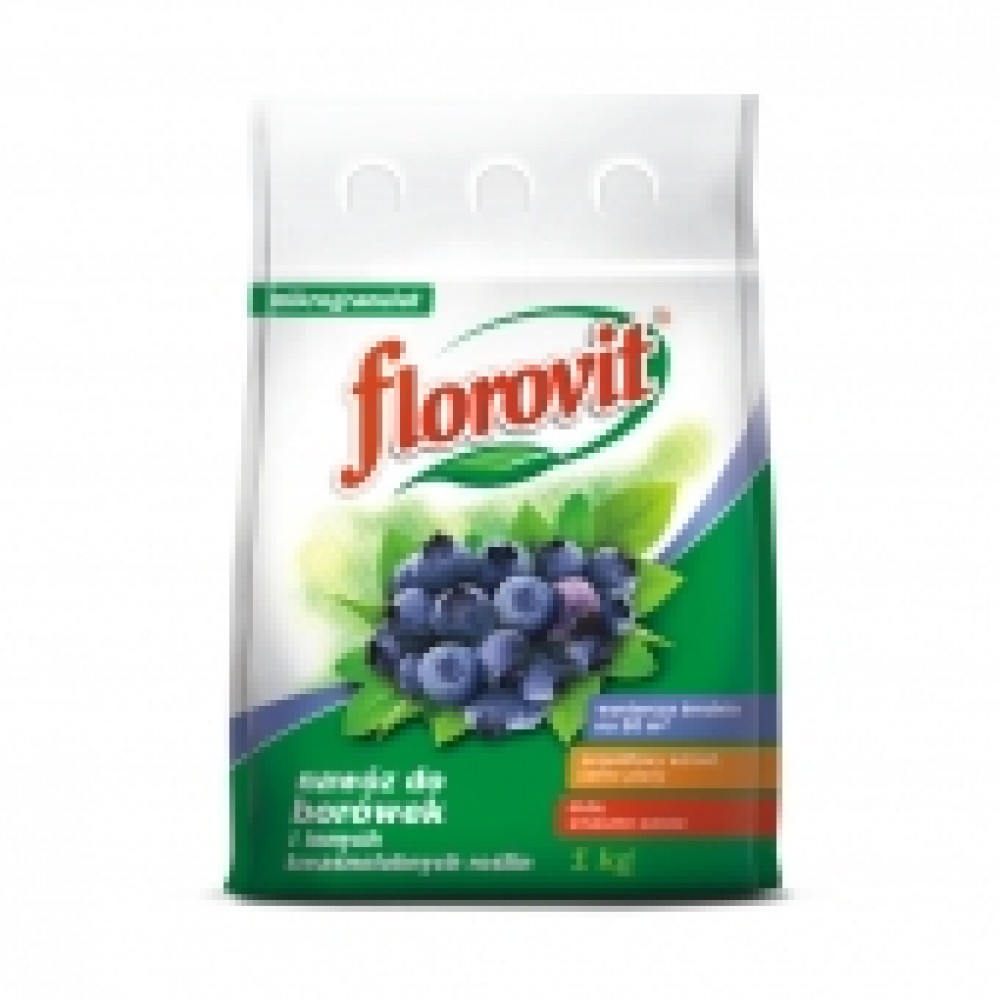 Florovit ingrasamant specializat granulat pentru afine/rhododendroni  1kg